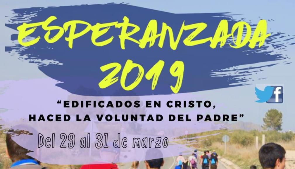 Esperanzada 2019 - Pastoral Vocacional Murcia - Diócesis de Cartagena 2
